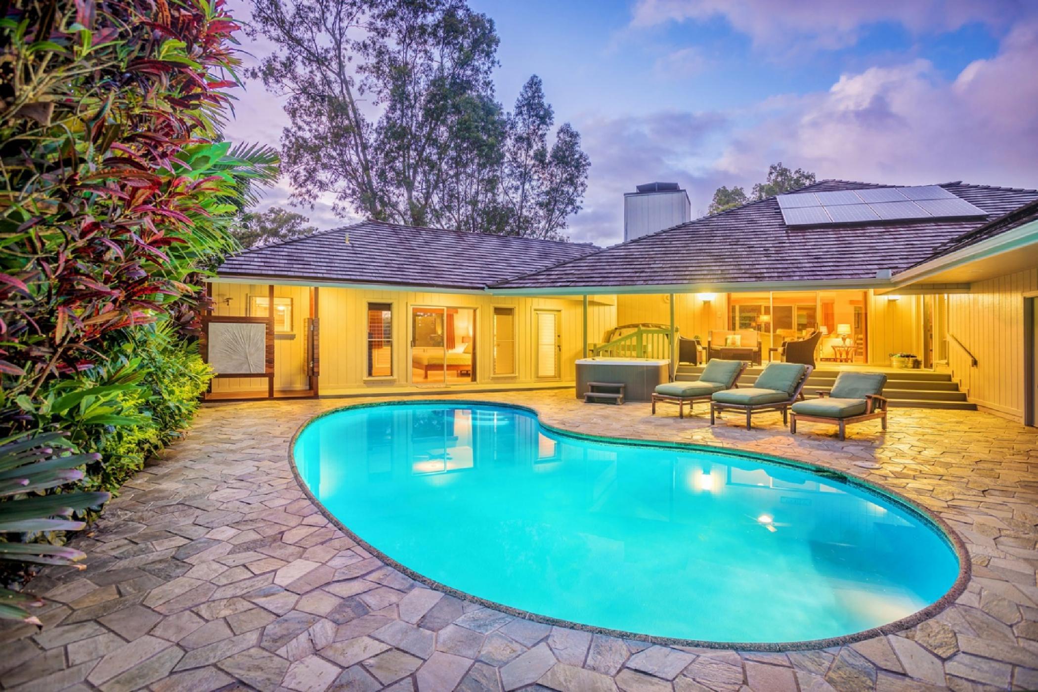 Ke'alohi Wai Princeville Luxury Home