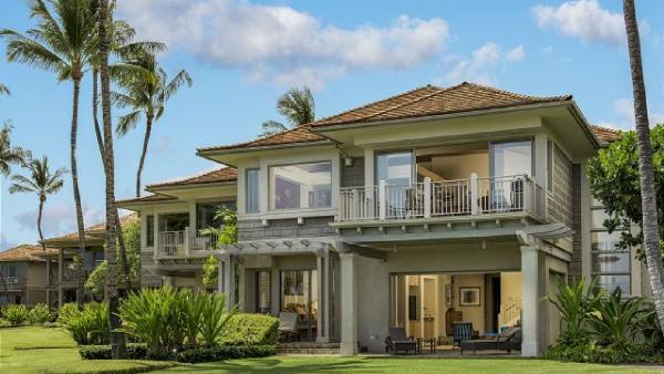 Hualalai Resort - Palm Villa 126A