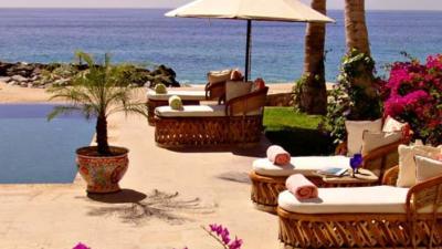 Beachfront Villa 451